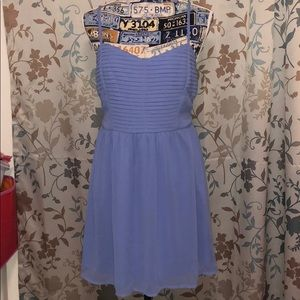 BAR III Dress 👗 SIZE LARGE NWT